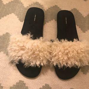 Zara Sandals Sz 40
